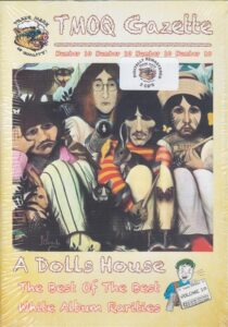 The Beatles - A Doll's House ( 2 CD!!!!! - 24 Pages Full Size Book ) ( His Master's Choice 2013 )