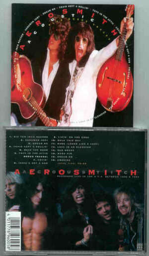 Aerosmith - Acoustic Plus ( Recorded Live in the USA , between 1990 and 1993 )