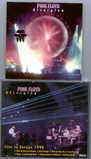 Pink Floyd - Afterglow ( 30 Jun.1990, Live at Knebworth Festival, England )