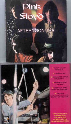Pink Floyd - Afternoon Tea ( KQED Studios , April 29th , 1970 , afternoon show )