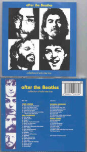 The Beatles - After The Beatles ( 2 CD!!!!! SET ) ( A Collection of Solo Rare Tracks )