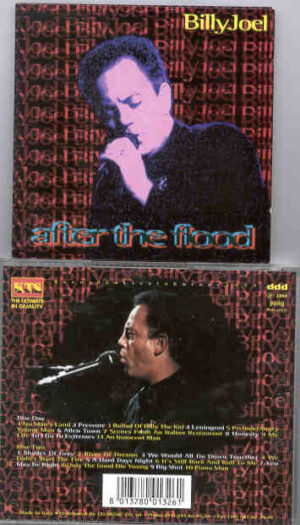 Billy Joel - After The Flood ( 2 CD!!!!! SET ) ( Recorded Live in Europe During the 1994 Tour ) ( KTS )