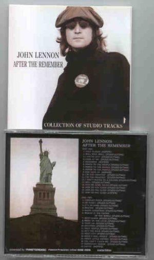 John Lennon - After The Remember  ( 2 CD!!!!! set )
