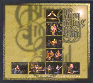 Allman Brothers Band - Again At The Beacon ( 2 CD!!!!! set ) ( Beacon Theater , New York , USA , March 21st , 2003 )