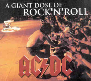 Ac-Dc - A Giant Dose Of Rock 'N' Roll  ( Live in Hobart , Tasmania , January 7th , 1977 )