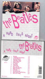 The Beatles - A Hard Day's Night ( Universe )