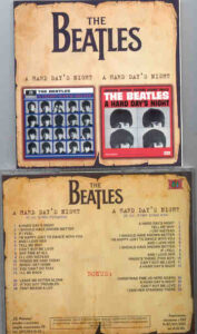 The Beatles - A Hard Day's Night / A Hard Day's Night Soundtrack ( 2 in 1 Russian )