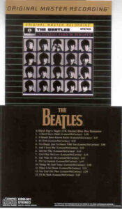 The Beatles - A Hard Day's Night ( UK STEREO - BLUE BOX REMASTER - Dr Ebbetts 2008 )