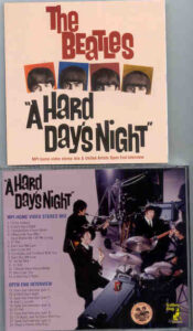 The Beatles - A Hard Day's Night ( MPI Home Video Stereo Mix & UA Open End Interv. ) ( Yellow Dog )