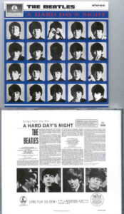 The Beatles - A Hard Day's Night ( Quarter Apple )