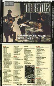 The Beatles - A Hard Day's Night Sessions Back To Basics ( 4 CD SET ) ( Secret Garden )