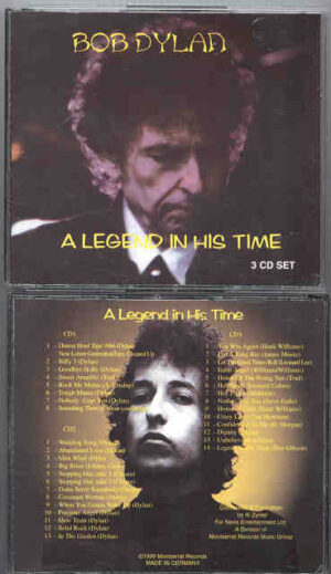 Bob Dylan - A Legend In His Time ( 3 cd set )