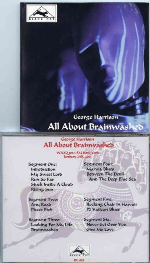 George Harrison - All About Brainwashed ( WAXQ 194.3 FM , New York , Broadcast on January 27th , 2003 )
