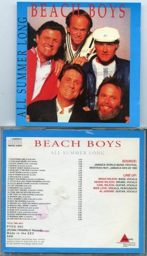 The Beach Boys - All Summer Long ( Jamaica World Music Fest , Montego Bay , November 26th , 1982 ) ( Triangle )
