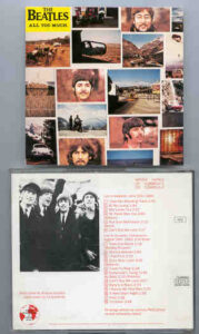 The Beatles - All Too Much ( WPOCM )