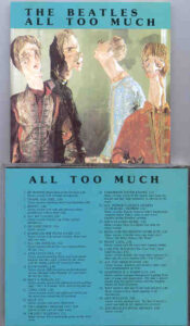 The Beatles - All Too Much ( Portrait )
