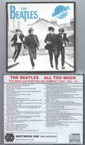 The Beatles - All Too Much Rarities