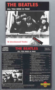 The Beatles - All You Need Is This ( Living Legend )