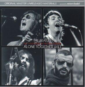 The Beatles - Alone Together Vol. 1 ( Misterclaudel ) ( 2 CD!!!!! SET )