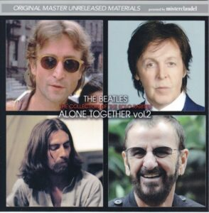 The Beatles - Alone Together Vol. 2 ( Misterclaudel ) ( 2 CD!!!!! SET )