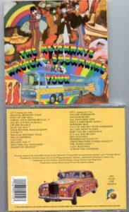 The Beatles - Alternate Magical Submarine Tour ( 2 CD!!!!! SET )