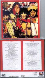 The Beatles - Alternate Love Songs ( 2 CD!!!!! set ) ( Walrus )