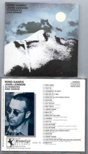 John Lennon - Alternate Mind Games