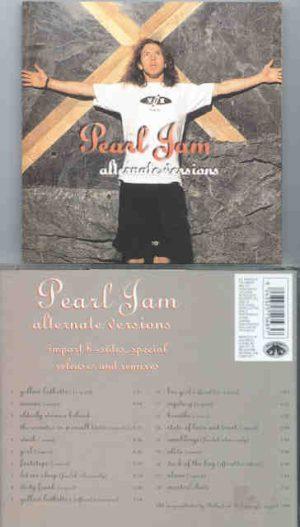 Pearl Jam - Alternative Versions