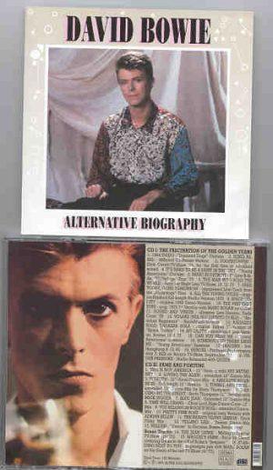 David Bowie - Alternative Biography ( 2 CD!!!!! set )