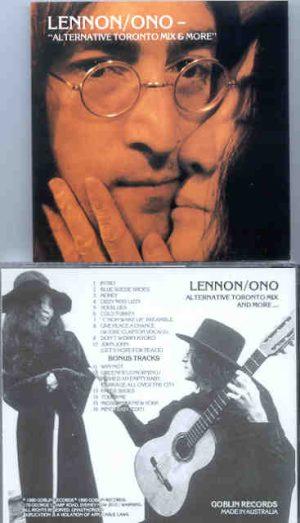 John Lennon - Alternative Toronto Mix And More