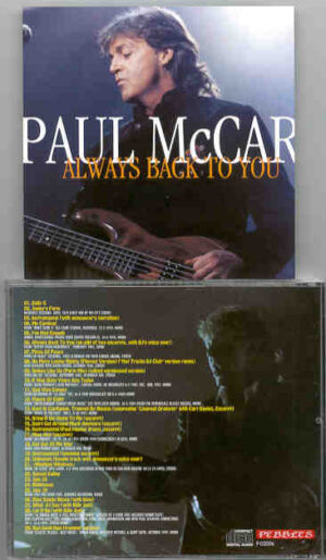 Paul McCartney - Always Back To You