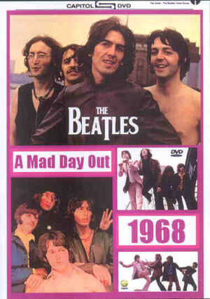 DVD The Beatles - A Mad Day Out 1968