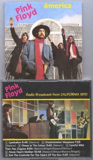 Pink Floyd - America ( KQED TV Studios, San Francisco , California , USA ,  April 29th , 1970 evening  )