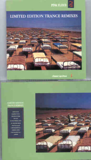 Pink Floyd - A Momentary Lapse Of Reason Trance Remix  ( Remix of the album )