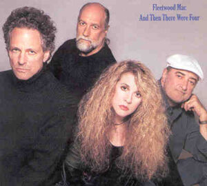 Lindsey Buckingham Fleetwood Mac - And Then There Were Four ( 2 CD!!!!! set ) ( HSBC Arena , Buffalo , New York , May 15th , 2003 )