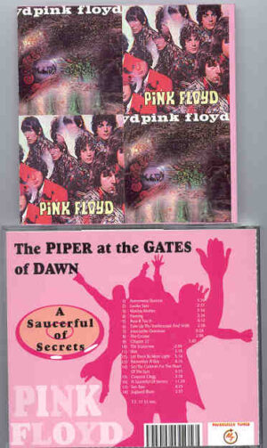 Pink Floyd - A Nice Pair Of Monos (67/68 LPS Saucerful of Secrets & Piper at the Gates of Dawn IN MONO )