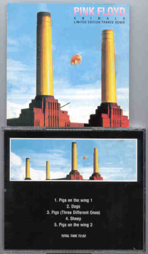 Pink Floyd - Animals Trance Remix ( Limited Remixed Version of the Animals Album )