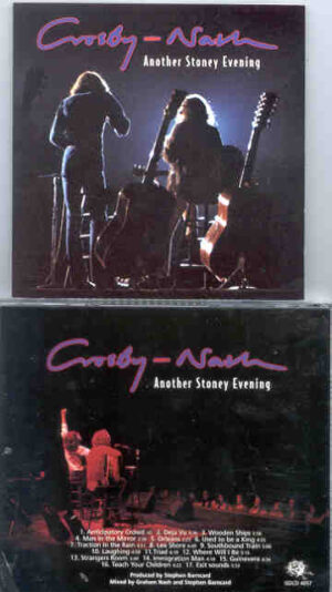 Neil Young / CSNY - Another Stoney Evening ( Stills & Nash Live in Los Angeles October 10th , 1971 )