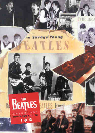 DVD The Beatles - 1993 Anthology Director's Cut Vol 1/2