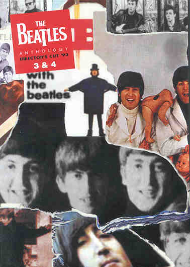 DVD The Beatles - 1993 Anthology Director's Cut Vol 3/4
