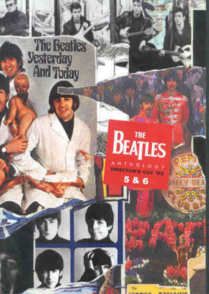 DVD The Beatles - 1993 Anthology Director's Cut Vol 5/6