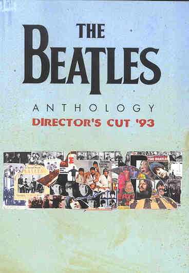 DVD The Beatles - 1993 Anthology Director's Cut Vol 9/10