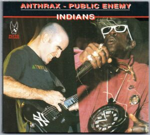 Anthrax - Indians  ( Irvine Meadows , October 19th , 1991 ) ( Great Dane Recs. )