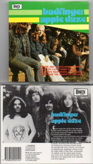 Badfinger - Apple Daze ( Tommy Evans talking about Apple , Lennon - McCartney disputes and more )