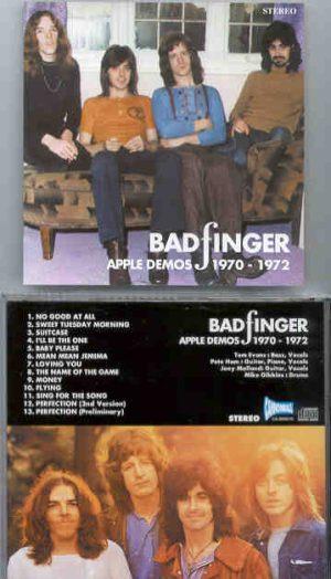 Badfinger - Apple Demos 1970 - 1972
