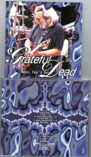 Grateful Dead - April Fool's Day Part One ( Live at The Omni , Atlanta , GA , USA , April 1st , 1994 ) ( KTS )