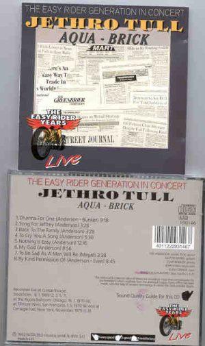 Jethro Tull - Aqua-Brick