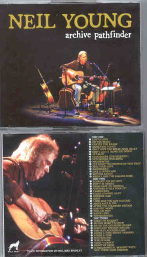 Neil Young / CSNY - Archive Pathfinder ( 3 CD SET ) ( Wild Wolf )