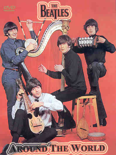 DVD The Beatles - Around The World