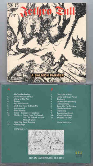 Jethro Tull - A Salmon Farmer ( 2 CD!!!!! SET )